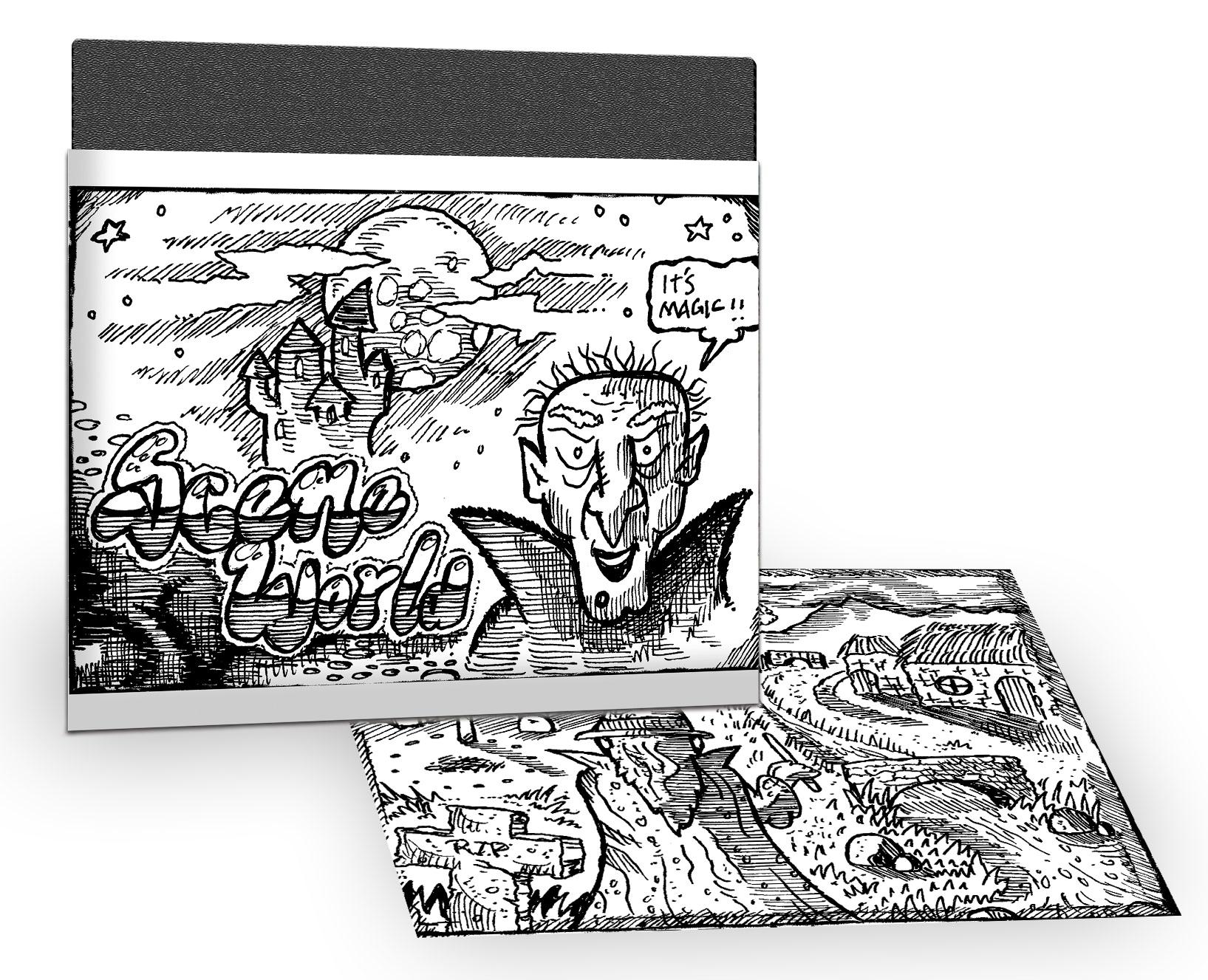 Scene World – The C64 NTSC/PAL Disk Magazine